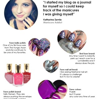 My Nail Romance with Manicure Addict