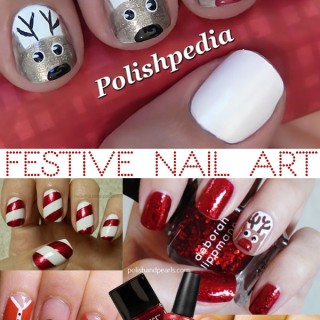 Nail-spiration: Christmas Nail Art