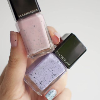 Illamasqua I'mperfection Speckled Nail Polishes