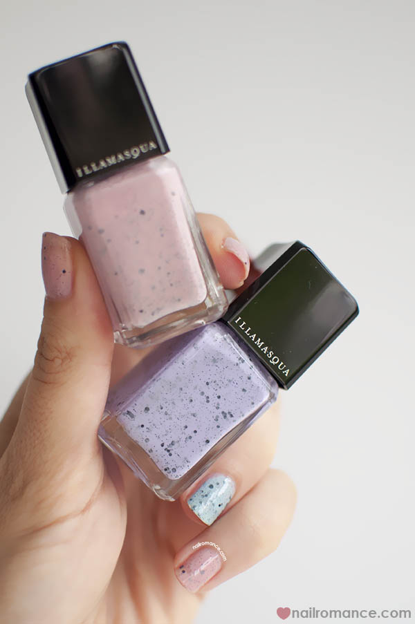 Nail Romance - Illamasqua Speckled Nail Polish