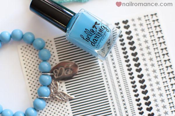 Nail Romance - Hello Darling L'ete