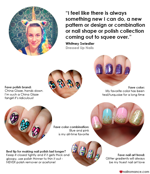 Dressed Up Nails - My Nail Romance