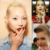 NYFW nail trends to try now - Matching tips and lips