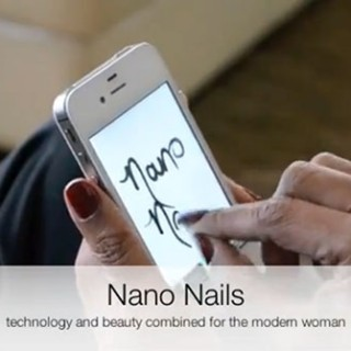 Tech tips Nano Nails – Fake nails stylus