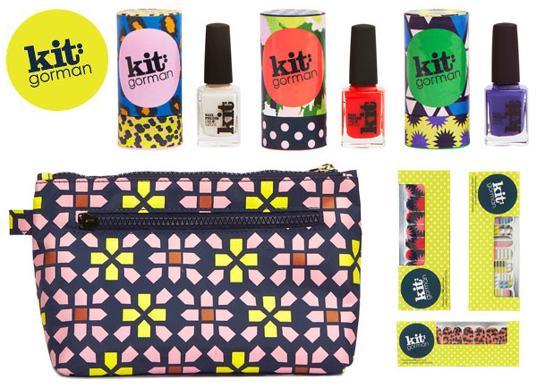 Kit x Gorman beauty collaboration