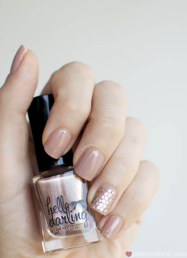 Nail Romance - Hello Darling Nails - DIY cuticle treatment