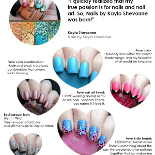 My Nail Romance with Kayla Shevonne