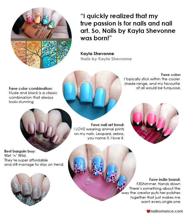 Nails by Kayla Shevonne - My Nail Romance