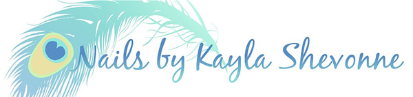 Nails by Kayla Shevonne - nail blog header
