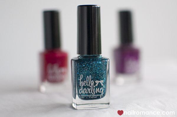 Nail Romance - Hello Darling Fisso