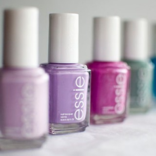 New Essie shades