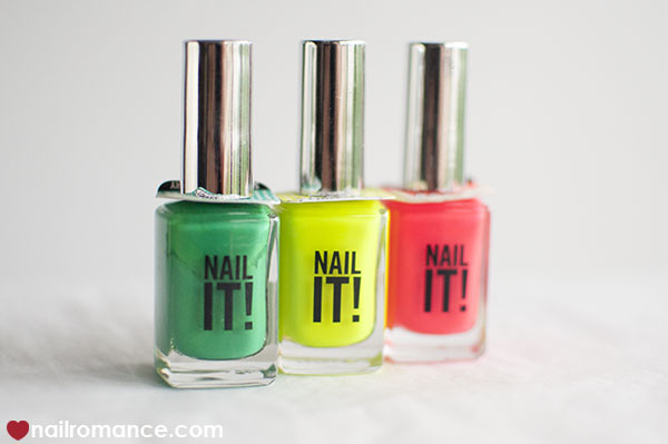 Sportsgirl Nail it - Scented nail polish 3