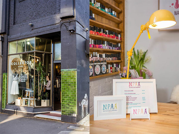 NPAA Nail Polish Addicts Anonymous Surry Hills